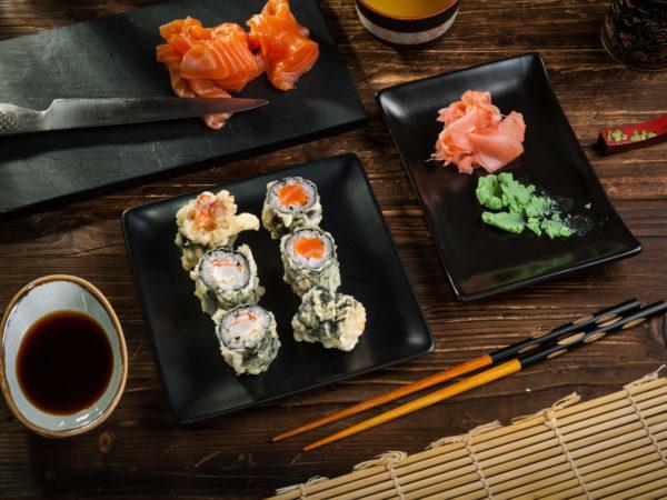 Maki tempura
