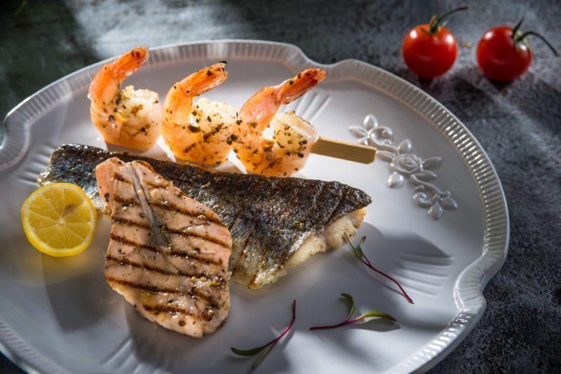 Mix grill de peşte