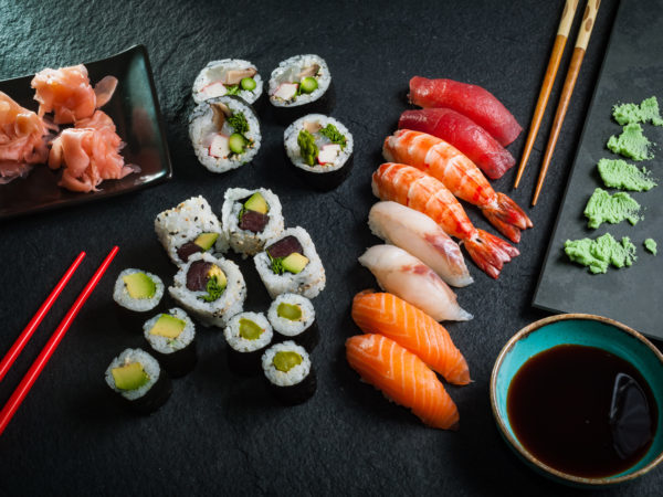 Mix Sushi 2 persoane