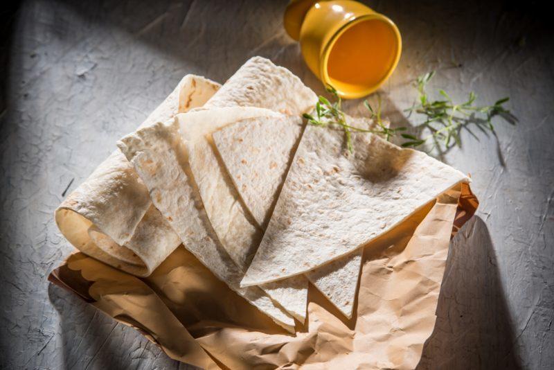 Pâine Wrap