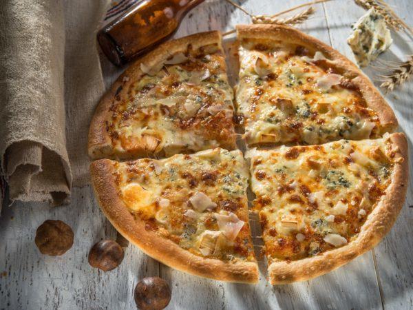 Pizza Cheesy Feast