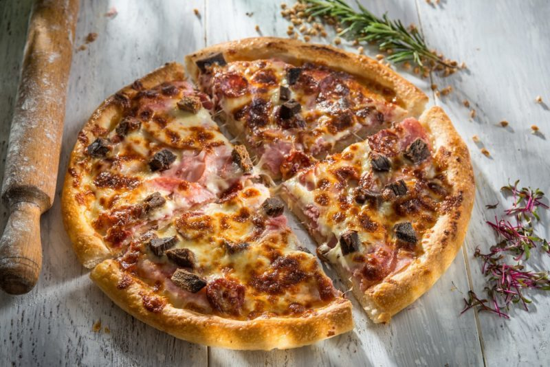 Pizza Meat Feast
