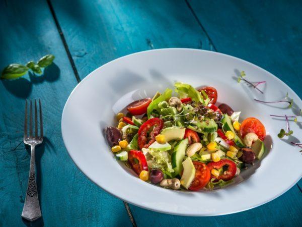 Salată Vegetariană