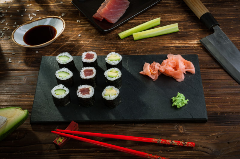 Small Tuna Set