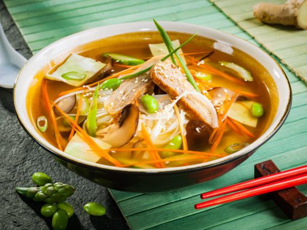 Yokohama veggie soup