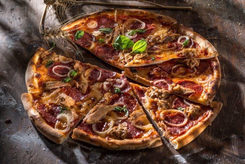 Pizza Carrettiera