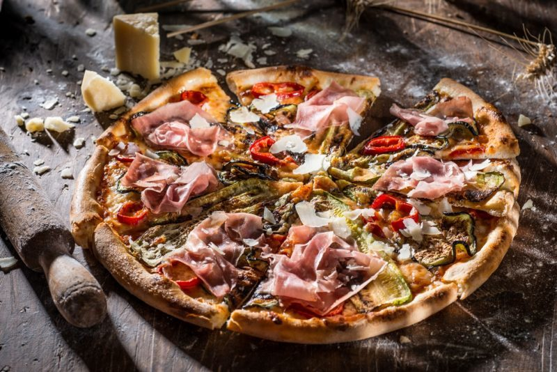 Pizza Dolce Parma