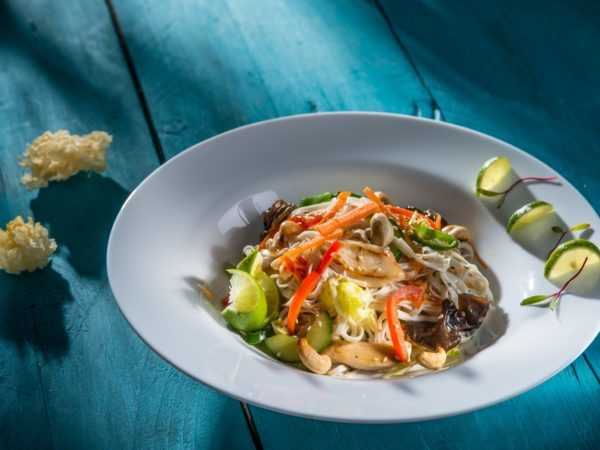 Chicken Thai Salad