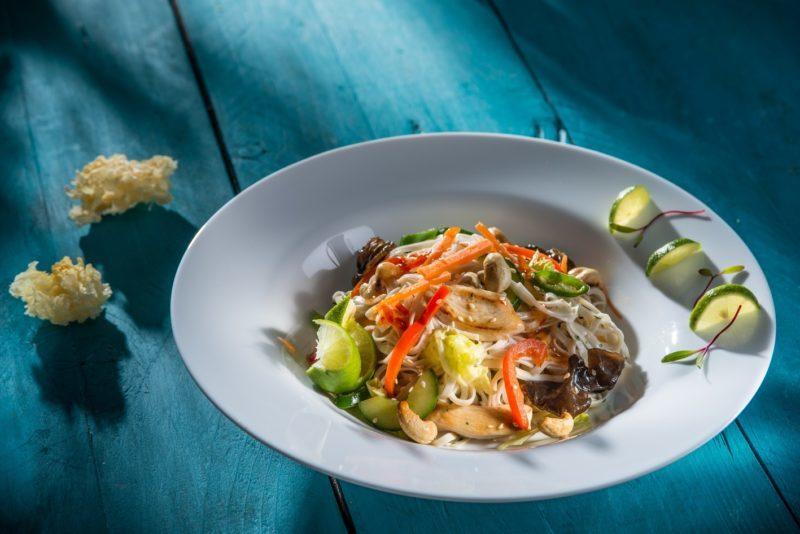 Chicken Thai Salad