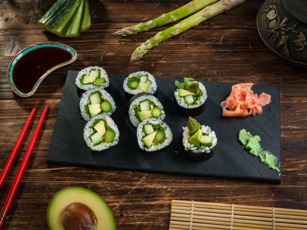 Green Goodness Roll