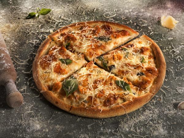 Pizza Cheesy Chicken
