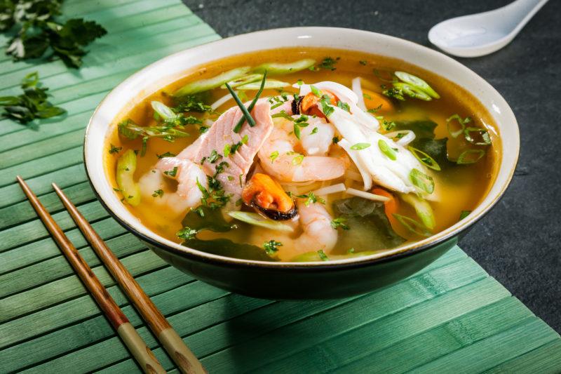 Sakai seafood soup