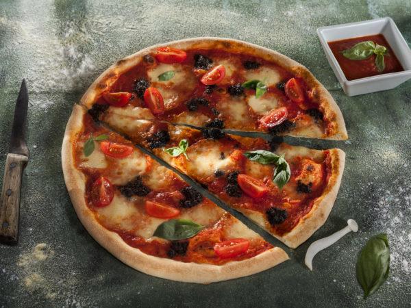 Pizza Buffala e Tartufo
