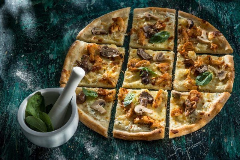 Pizza Mont Blanc