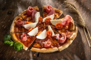 Pizza Rossa Buffalla