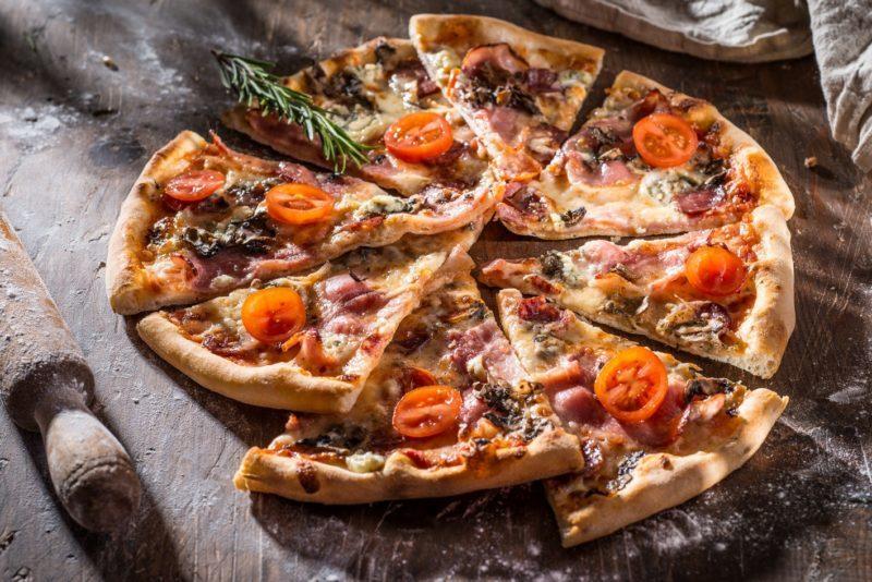 Pizza Rusticoto
