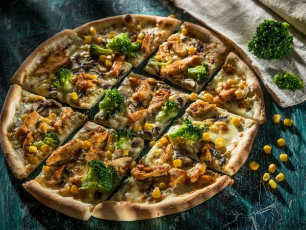 Pizza Sole