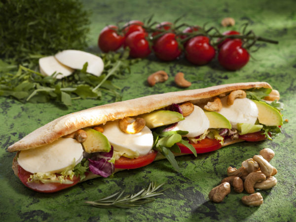 Sandwich Buffala Caprese