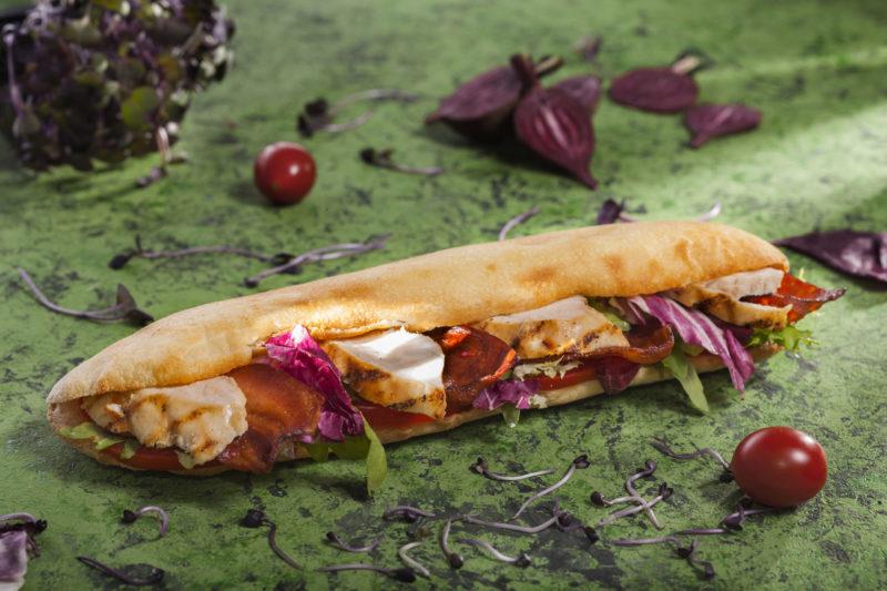Sandwich Chicken & Bacon