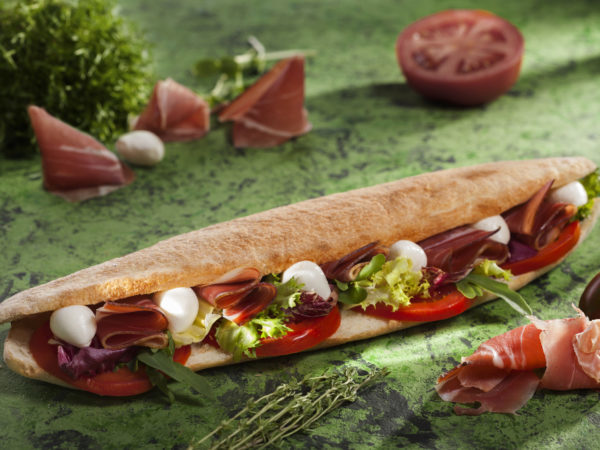Italian Flavors Sandwich