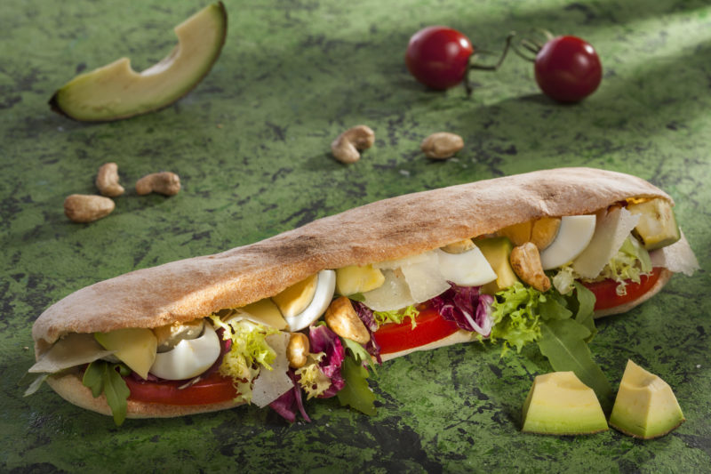 Sandwich Tasty Avocado